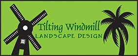 Tilting Windmill Landscape Design
